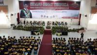 UIN Raden Intan Lampung Wisudakan 707 Mahasiswa