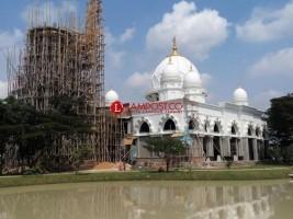 UIN RIL Terima Infaq dari Mahasiswa Baru untuk Pembangunan Masjid