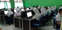 Ujian Nasional di Lampung Selatan Berjalan Lancar