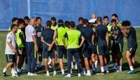 Ujian Perdana Tim Samba