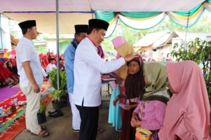 Ukhuwah Islamiyah Suskseskan Pembangunan