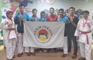 UKM Inkai Raih 7 Medali Pada Kejurnas di Jakarta