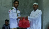 UKMI Al Hidayah UBL Sukses Gelar Kegiatan Berbagi