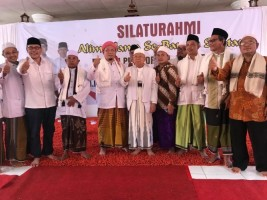 Ulama Banten Selatan Dukung Ma'ruf Amin