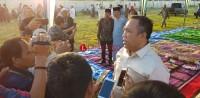 Umar Ahmad Minta Rekanan Pasar Pulungkencana Utamakan Kualitas