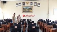 UNBK, 39 SMP di Bandar Lampung Digabung