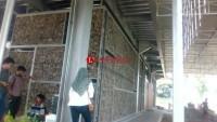 Uniknya Masjid At Tanwir Itera