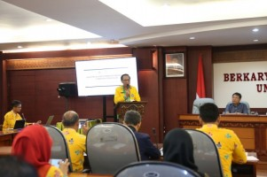 Unila Gelar Lokakarya RPJP 2020 – 2045
