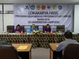Unila Hasilkan Auditor Internal Nasional Pada Program Asuh PTS