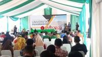 Universitas Muhammadiyah Lampung Ground Breaking Kampus II