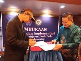 Universitas Muhammadiyah Lampung Jajaki Kerjasama dengan UMKT