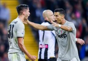 Unngguli Udinese, Juventus Sapu Kemenangan di Delapan Laga