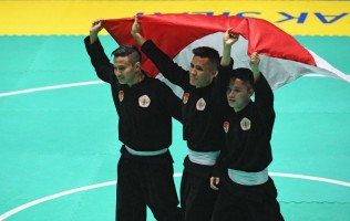 Update Klasemen Perolehan Medali Asian Games, Indonesia Geser Iran