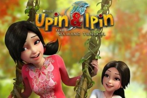 Upin Ipin the movie Laris Manis