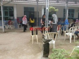 UPTD Diknas Rayon Lampura-Way Kanan Pastikan PPDB Sesuai Prosedur
