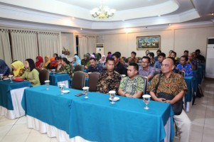 UPTD Taman Budaya Gelar Workshop Seni Budaya