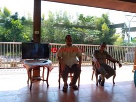 Usai Amputasi, Harimau Sumatera Perawatan Intensif di Lembah Hijau