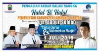 Ustadz Abdul Somad bakal Isi Acara Pengajian Akbar di Masjid Agung Kalianda
