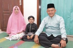 Ustadz Mumuy Abdul Mukti Akhiri Masa Lajang dengan Gadis Pugung