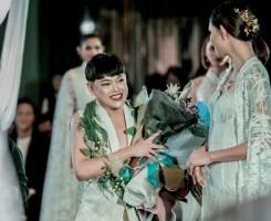 Usung 24 Koleksi, Bramanta Wijaya Gelar Fashion Show Tunggal