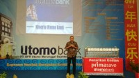 Utomo Bank Gelar Undian Prima Save dan Launching Prima Save Arisan