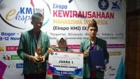 Vanana Chips Karya Mahasiswa Unila Juara di Kemenristek Dikti