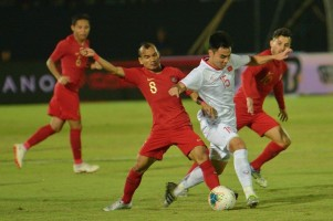 Vietnam Kalahkan Indonesia 3-1