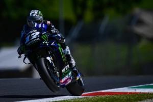Vinales Sebut Motornya Gugup dalam Kualifikasi GP Italia