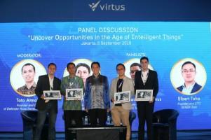 Virtus Technology Gelar Konferensi-Pameran Infrastruktur TI