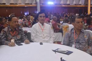 Wabub Tuba Hadiri Rakornas Penanganan Konflik Sosial