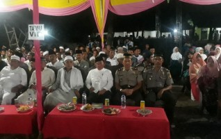 Wabub Tubaba Imbau Umat Islam Berdoa Sukseskan Pemilu