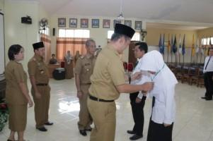 Wabup Fauzi Buka Diklat Kepemimpinan IV