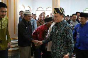 Wabup Lambar Ajak Masyarakat Sukseskan Ramadan
