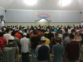 Wajah Baru Pesantren dan Masjid Lapas Gunung Sugih