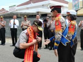 Wakapolda Kunjungan Kerja ke Polres Tanggamus