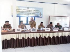 Wakil Bupati Erlina Pimpin Musrenbang di Karyapenggawa