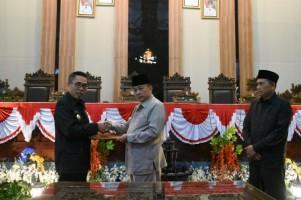 Wakil Bupati Lampung Timur Zaiful Bokhari Apresiasi Pansus Rancangan Peraturan Daerah