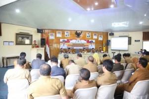 Wakil Bupati Lamtim Kecewa dengan Ulah Sejumlah Kepala OPD