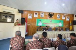 Wakil Bupati Lamtim Lepas Kontingen Kompetisi Sains Madrasah