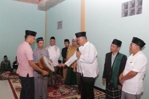 Wakil Bupati Pringsewu Resmikan TPA Ambarawa