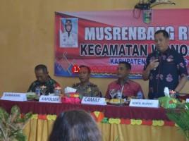 Wakil Bupati Tanggamus Minta Musrenbang Dilaksanakan Serius