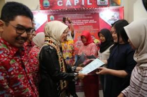 Wakil Gubernur Lampung Kunjungi Anjungan Lampung Selatan