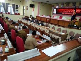 Wakil Ketua Banang DPRD Lambar Sesalkan Anggota Banang Tak Hadir