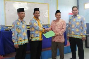 Wakil Ketua III STIT Pringsewu Dilantik