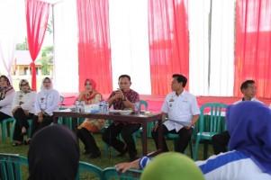 Wakili Lampung Selatan, Desa Rawa Selapan Siap Dinilai