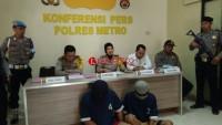 Waktu Seminggu, Polres Metro Target Bekuk 3 dari 5 Pelaku Rampok Yang Buron