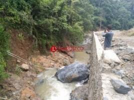 Walhi Lampung Minta Penyempitan Sungai Diusut
