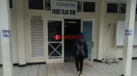 Wali Kota Herman HN Nyoblos di TPS 011 Palapa