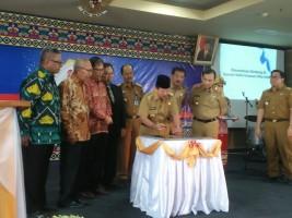 Wali Kota Herman HN Resmikan Gedung DRumah Sakit Imanuel Way Halim