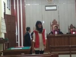 Wanita Kurir Sabu 17 Gram Jalani Sidang Dakwaan